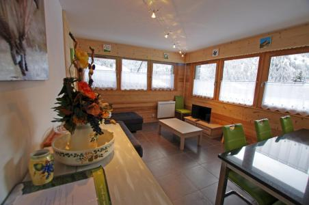 Rent in ski resort 3 room apartment 6 people (01CL) - Résidence le Seillon - Champagny-en-Vanoise
