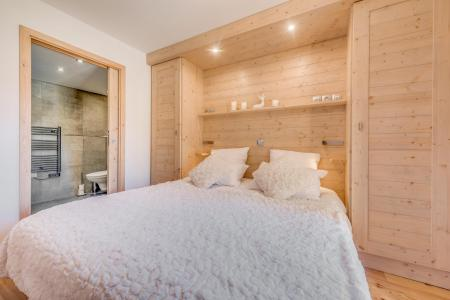 Rent in ski resort 3 room apartment 6 people (A07) - Résidence les Balcons Etoilés - Champagny-en-Vanoise - Double bed
