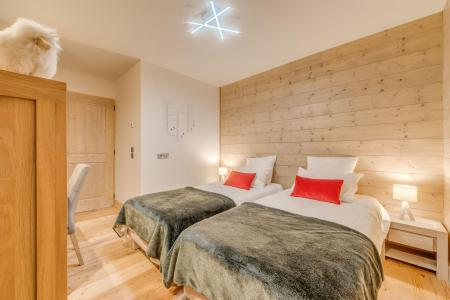 Rent in ski resort 3 room apartment 6 people (A07) - Résidence les Balcons Etoilés - Champagny-en-Vanoise - Single bed