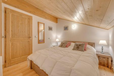 Rent in ski resort 3 room apartment 6 people (A12) - Résidence les Balcons Etoilés - Champagny-en-Vanoise - Double bed