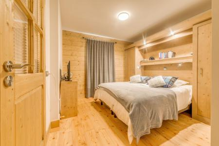 Rent in ski resort 4 room apartment 8 people (A13) - Résidence les Balcons Etoilés - Champagny-en-Vanoise - Double bed