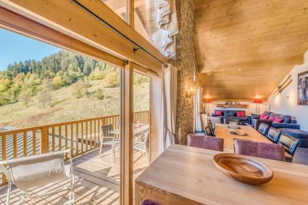 Location au ski Appartement duplex 5 pièces 10 personnes (B25) - Résidence les Balcons Etoilés - Champagny-en-Vanoise