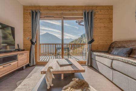 Location au ski Appartement 2 pièces mezzanine 6 personnes (B22) - Résidence les Balcons Etoilés - Champagny-en-Vanoise