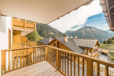 Location au ski Appartement 2 pièces 4 personnes (B11) - Résidence les Balcons Etoilés - Champagny-en-Vanoise - Balcon