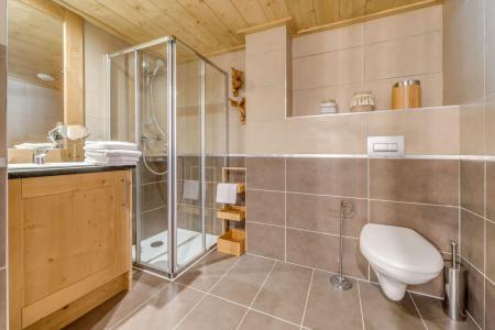 Location au ski Appartement 2 pièces 4 personnes (B11) - Résidence les Balcons Etoilés - Champagny-en-Vanoise - Douche