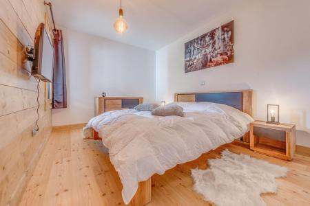 Location au ski Appartement 2 pièces 4 personnes (B11) - Résidence les Balcons Etoilés - Champagny-en-Vanoise - Lit double
