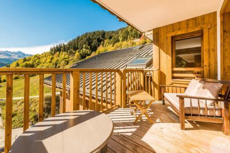 Location au ski Appartement 2 pièces 4 personnes (B17) - Résidence les Balcons Etoilés - Champagny-en-Vanoise - Balcon