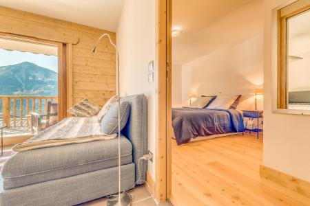 Location au ski Appartement 2 pièces 4 personnes (B17) - Résidence les Balcons Etoilés - Champagny-en-Vanoise - Chambre