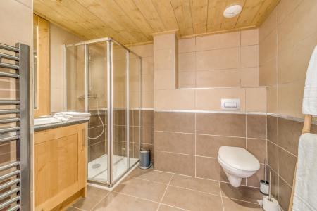 Location au ski Appartement 2 pièces 4 personnes (B17) - Résidence les Balcons Etoilés - Champagny-en-Vanoise - Douche