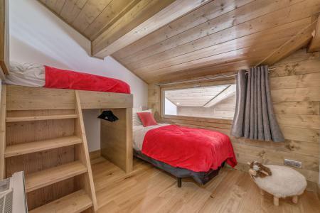 Location au ski Appartement 2 pièces mezzanine 6 personnes (B22) - Résidence les Balcons Etoilés - Champagny-en-Vanoise - Chambre
