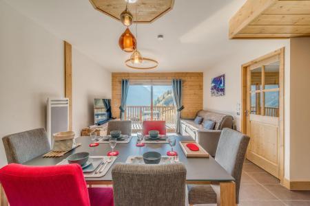 Location au ski Appartement 2 pièces mezzanine 6 personnes (B22) - Résidence les Balcons Etoilés - Champagny-en-Vanoise - Séjour