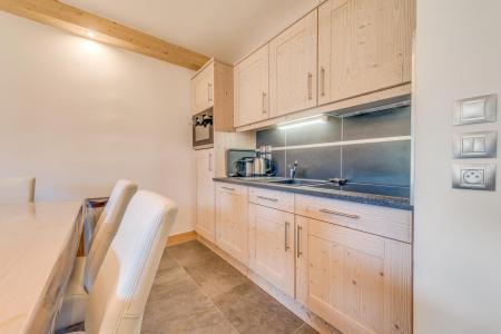 Location au ski Appartement 3 pièces 6 personnes (A07) - Résidence les Balcons Etoilés - Champagny-en-Vanoise - Kitchenette