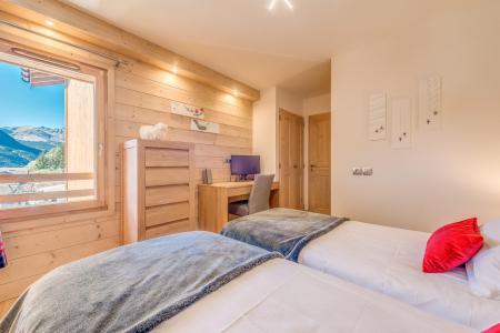 Location au ski Appartement 3 pièces 6 personnes (A07) - Résidence les Balcons Etoilés - Champagny-en-Vanoise - Lit simple