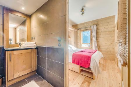 Location au ski Appartement 3 pièces 6 personnes (A18) - Résidence les Balcons Etoilés - Champagny-en-Vanoise - Chambre