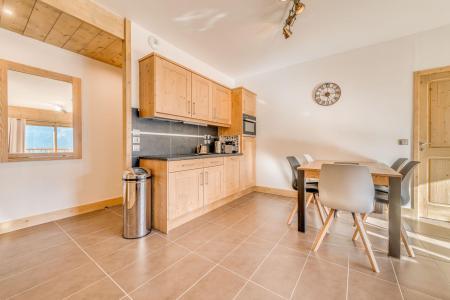 Location au ski Appartement 3 pièces 6 personnes (A18) - Résidence les Balcons Etoilés - Champagny-en-Vanoise - Kitchenette