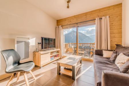 Location au ski Appartement 3 pièces 6 personnes (A18) - Résidence les Balcons Etoilés - Champagny-en-Vanoise - Séjour