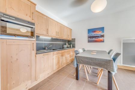 Location au ski Appartement 3 pièces 6 personnes (A19) - Résidence les Balcons Etoilés - Champagny-en-Vanoise - Kitchenette