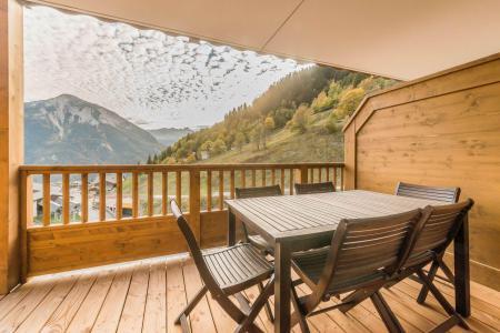 Location au ski Appartement 3 pièces 6 personnes (B08) - Résidence les Balcons Etoilés - Champagny-en-Vanoise - Balcon