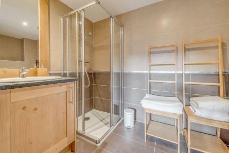 Location au ski Appartement 3 pièces 6 personnes (B08) - Résidence les Balcons Etoilés - Champagny-en-Vanoise - Douche