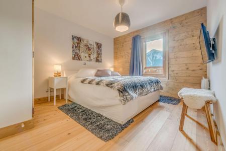 Location au ski Appartement 3 pièces 6 personnes (B08) - Résidence les Balcons Etoilés - Champagny-en-Vanoise - Lit double