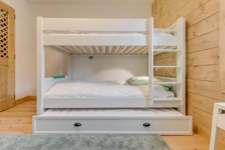 Location au ski Appartement 3 pièces 6 personnes (B08) - Résidence les Balcons Etoilés - Champagny-en-Vanoise - Lits superposés
