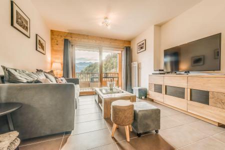 Location au ski Appartement 3 pièces 6 personnes (B09) - Résidence les Balcons Etoilés - Champagny-en-Vanoise - Séjour