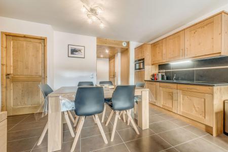 Location au ski Appartement 3 pièces 6 personnes (B09) - Résidence les Balcons Etoilés - Champagny-en-Vanoise - Table