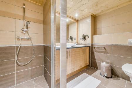 Location au ski Appartement 4 pièces 8 personnes (A13) - Résidence les Balcons Etoilés - Champagny-en-Vanoise - Douche