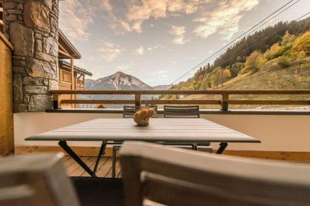 Location au ski Appartement 4 pièces 8 personnes (B02) - Résidence les Balcons Etoilés - Champagny-en-Vanoise - Balcon
