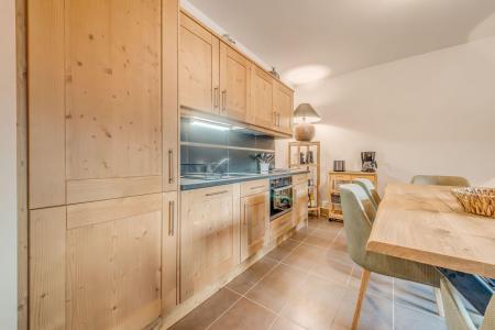Location au ski Appartement 4 pièces 8 personnes (B02) - Résidence les Balcons Etoilés - Champagny-en-Vanoise - Kitchenette