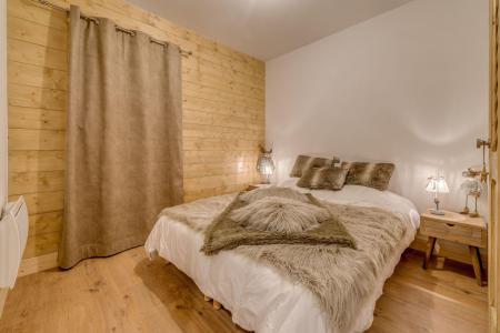 Location au ski Appartement 4 pièces 8 personnes (B02) - Résidence les Balcons Etoilés - Champagny-en-Vanoise - Lit double