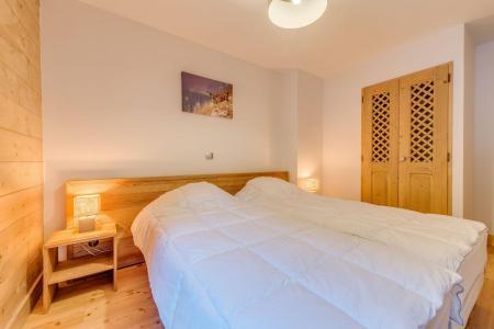 Location au ski Appartement 4 pièces 8 personnes (B03) - Résidence les Balcons Etoilés - Champagny-en-Vanoise - Lit double