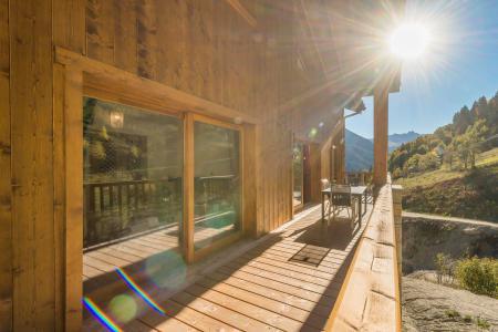 Location au ski Appartement 4 pièces 8 personnes (B21) - Résidence les Balcons Etoilés - Champagny-en-Vanoise - Balcon