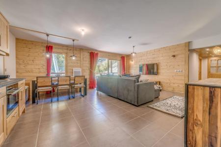 Location au ski Appartement 4 pièces 8 personnes (B21) - Résidence les Balcons Etoilés - Champagny-en-Vanoise - Canapé-lit