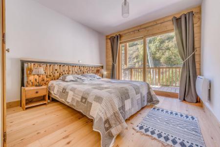 Location au ski Appartement 4 pièces 8 personnes (B21) - Résidence les Balcons Etoilés - Champagny-en-Vanoise - Lit double