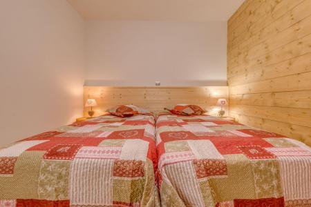 Location au ski Appartement 4 pièces 8 personnes (B21) - Résidence les Balcons Etoilés - Champagny-en-Vanoise - Lit simple
