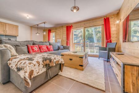 Location au ski Appartement 4 pièces 8 personnes (B21) - Résidence les Balcons Etoilés - Champagny-en-Vanoise - Séjour