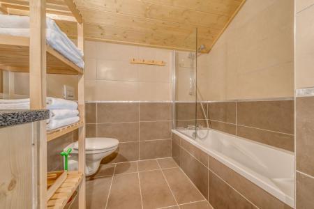 Location au ski Appartement duplex 4 pièces 8 personnes (B20) - Résidence les Balcons Etoilés - Champagny-en-Vanoise - Baignoire