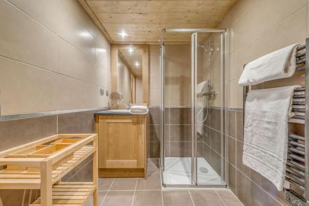 Location au ski Appartement duplex 4 pièces 8 personnes (B20) - Résidence les Balcons Etoilés - Champagny-en-Vanoise - Douche