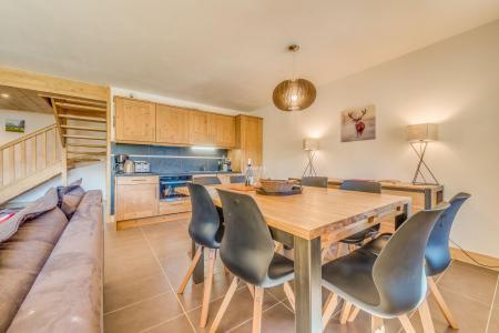 Location au ski Appartement duplex 4 pièces 8 personnes (B20) - Résidence les Balcons Etoilés - Champagny-en-Vanoise - Kitchenette