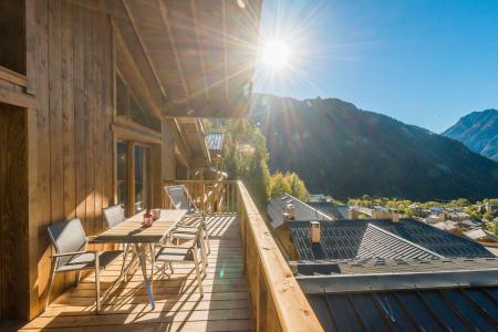 Location au ski Appartement duplex 5 pièces 10 personnes (B25) - Résidence les Balcons Etoilés - Champagny-en-Vanoise - Balcon