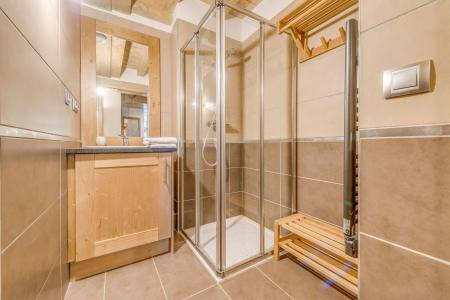 Location au ski Appartement duplex 5 pièces 10 personnes (B25) - Résidence les Balcons Etoilés - Champagny-en-Vanoise - Douche