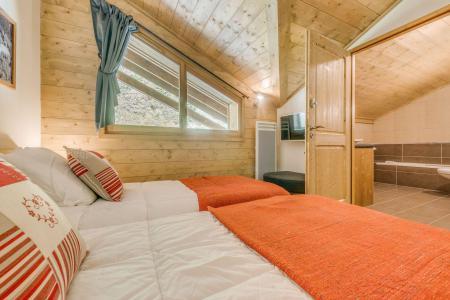 Location au ski Appartement duplex 5 pièces 10 personnes (B25) - Résidence les Balcons Etoilés - Champagny-en-Vanoise - Lit simple