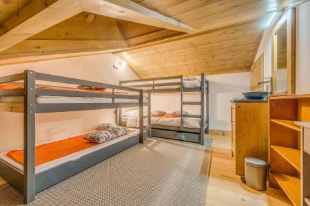 Location au ski Appartement duplex 5 pièces 10 personnes (B25) - Résidence les Balcons Etoilés - Champagny-en-Vanoise - Lits superposés