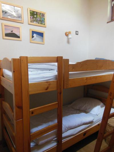 Rent in ski resort 5 room duplex apartment 8 people (A019CL) - Résidence les Clarines - Champagny-en-Vanoise - Bunk beds