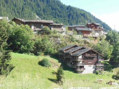 Rent in ski resort Résidence les Clarines - Champagny-en-Vanoise