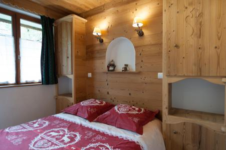 Rent in ski resort 3 room apartment 4 people - Résidence les Edelweiss - Champagny-en-Vanoise - Bedroom