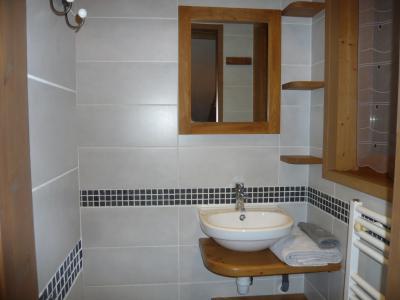 Rent in ski resort 3 room chalet 7 people - Résidence les Edelweiss - Champagny-en-Vanoise - Bathroom