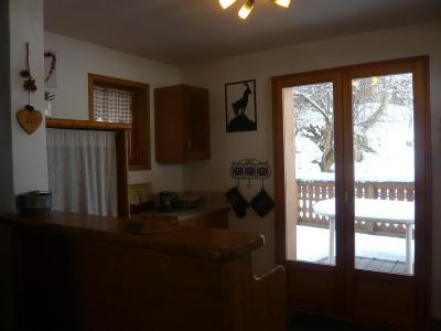 Rent in ski resort 3 room chalet 7 people - Résidence les Edelweiss - Champagny-en-Vanoise - Kitchen