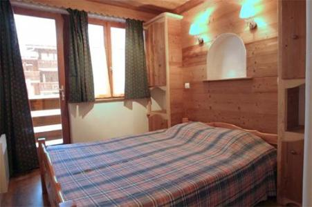 Location au ski Appartement 3 pièces 4 personnes - Residence Les Edelweiss - Champagny-en-Vanoise - Chambre